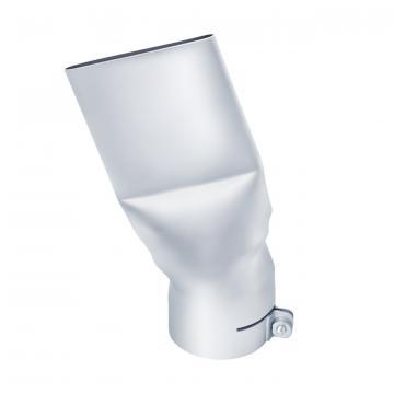 Ugello angolare piatto 74x3 mm