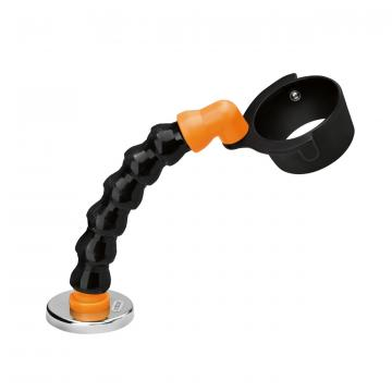 Supporto convogliatori flessibile, base magnetica