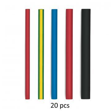 Tubo flessibile termoretraibile III - ∅ 4 – 12mm