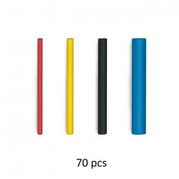 Tubo flessibile termoretraibile I - ∅ 1,6 – 4,8mm