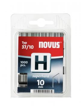 Tipo H 37/10 mm ultraduro zincato 1000 pezzi