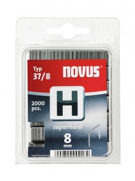 Tipo H 37/8 mm ultraduro zincato 2000 pezzi 2000 pz.
