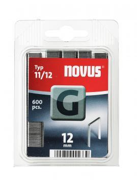 Tipo G 11/12 mm zincato 600 pezzi