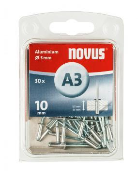 A 3 x 10 mm alluminio 30 pezzi
