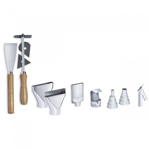 Set di accessori per apparecchio ad aria calda 12 pezzi