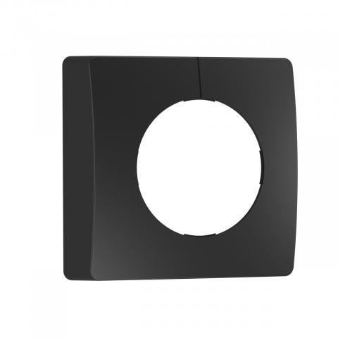 Pannello nero per il sensori IR quadrato, sup.