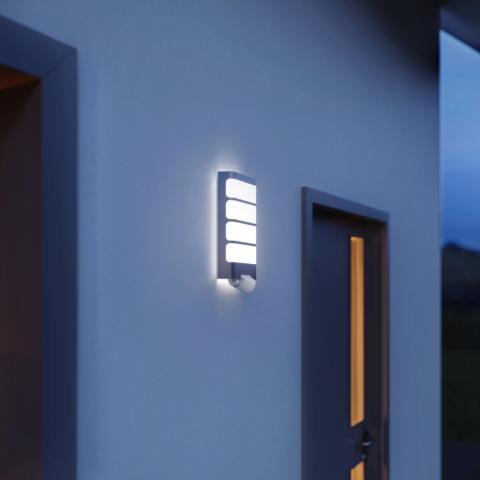 L 244 LED antracite