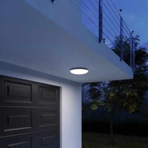 DL Vario Quattro LED argento
